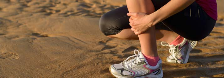 Chiropractic Camanche IA Ankle Pain