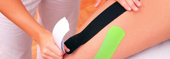 Chiropractic Camanche IA Kinesio Taping